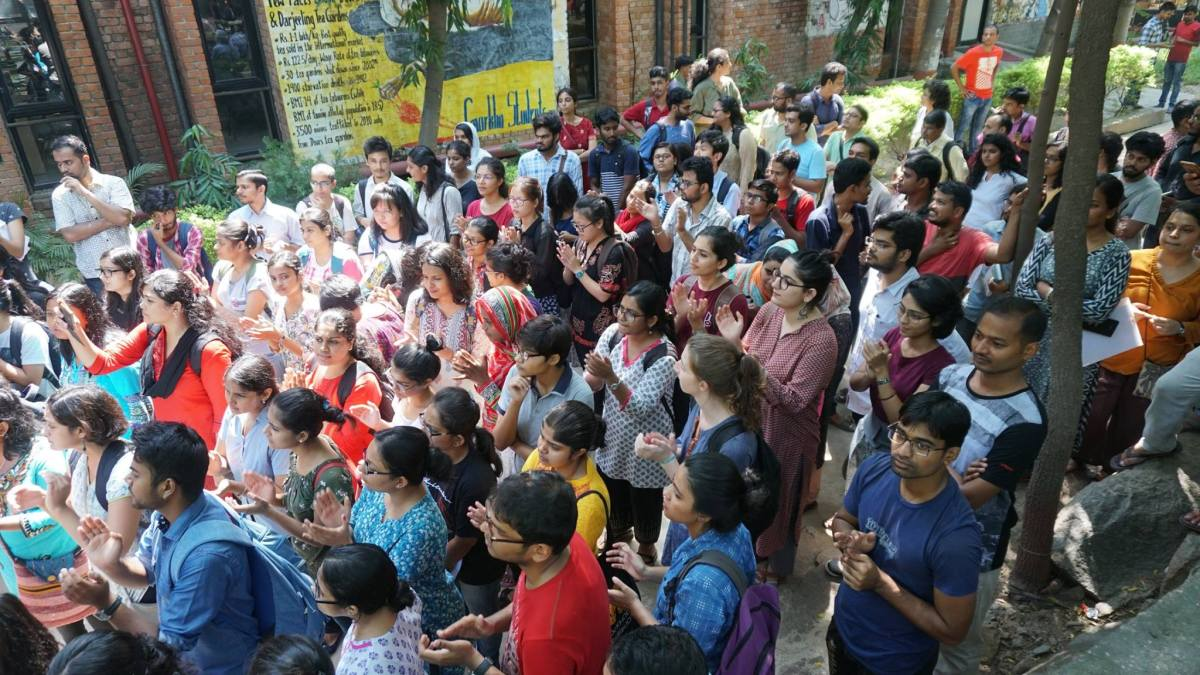 Amidst Protests from Students and Teachers, JNU Replaces Sexual Harassment Watchdog Body